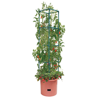 GP0141 V03 Heavy Duty Growing Tower Terracotta Full 900