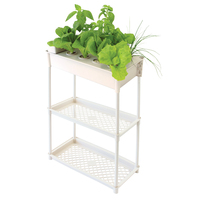 GP0301 Salad Green Grower Stand Full Hydroponic 900